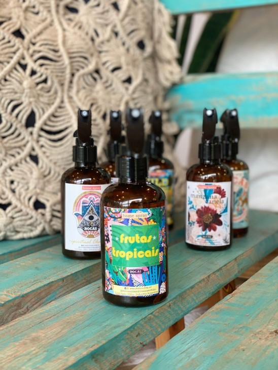 Home Spray Frutas Tropicales