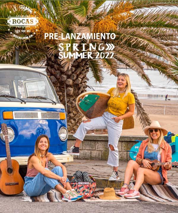Lanzamiento Primavera Verano 2022